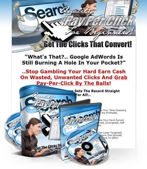 Quality Pay Per Click For Beginners with Master Resale Rights