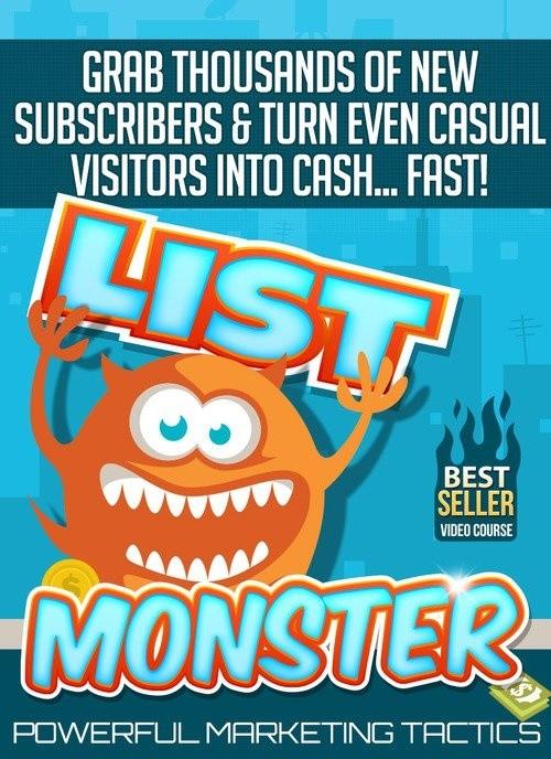 List Monster