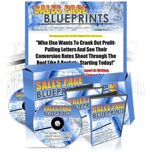 Sales Page Blueprints with Master Resale Rights