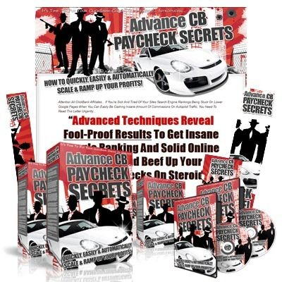Advance CB Paycheck with Master Resale Rights