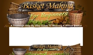 Basket Making For Beginners Minisite Template