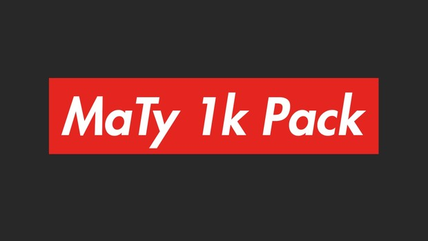 MaTy 1k Pack