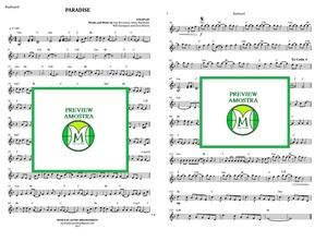 Paradise | Coldplay | Keyboard or Violin | Sheet Music Download