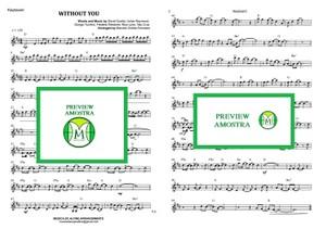 Without You - David Guetta - Keyboard or Violin Sheet Music