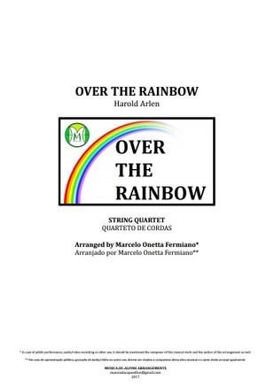 Além do Arco Íris - Harold Arlen - Quarteto de Cordas - Grade e Partes