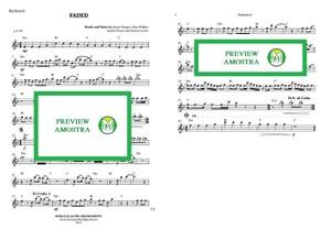 Faded | Alan Walker | Keyboard or Violin | Score Download
