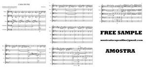 Casa Do Pai - String Quintet - Score and parts.pdf