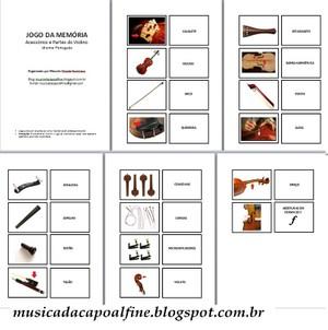 JOGO DA MEMÓRIA - Acessórios e Partes do Violino (Português).pdf