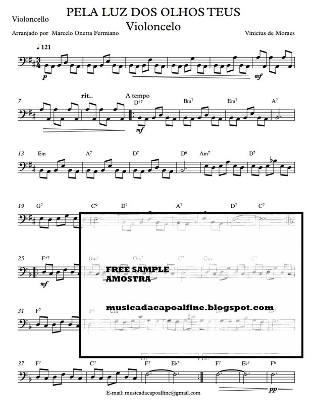 PELA LUZ DOS OLHOS TEUS - Violoncelo.pdf