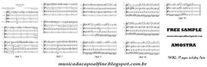 Let It Go - Frozen song- String Quartet - Score and parts sheet music download