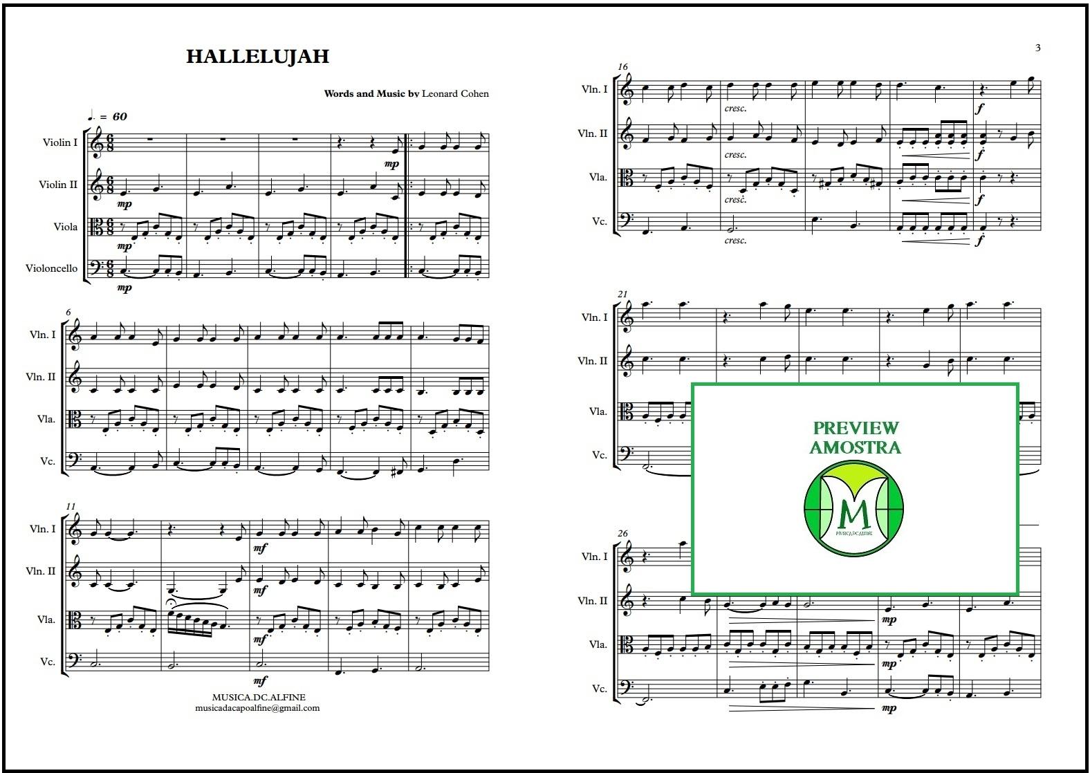 SHREK BAIXAR HALLELUJAH