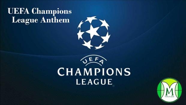 UEFA Champions League Anthem - Keyboard or Violin - Sheet Music