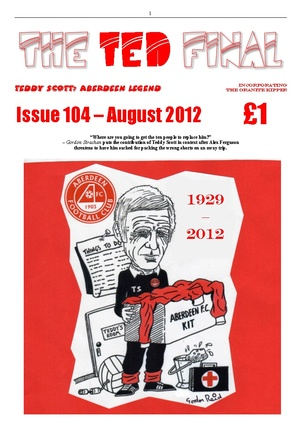 The Red Final, Issue 104