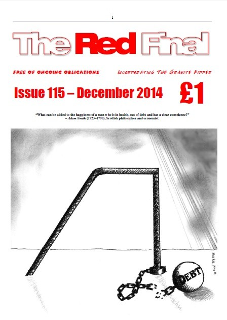 The Red Final, Issue 115