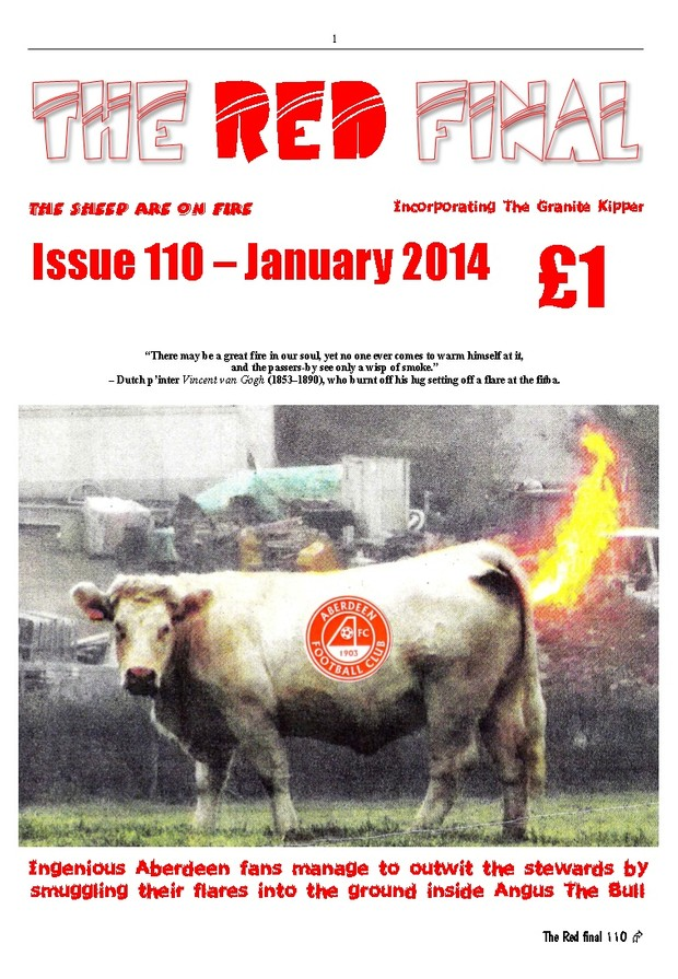 The Red Final, Issue 110