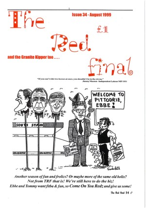The Red Final, Issue 36