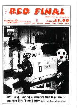 The Red Final, Issue 10