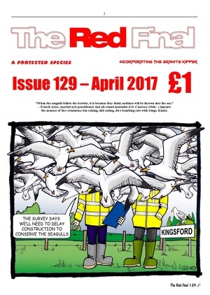 The Red Final, Issue 129