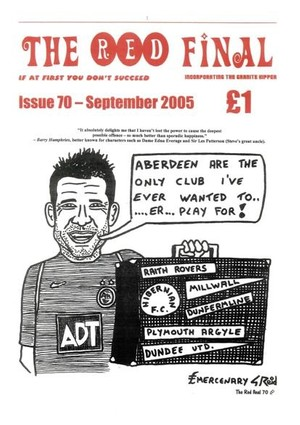 The Red Final, Issue 70