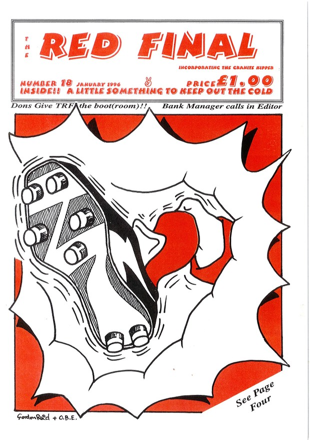 The Red Final, Issue 18