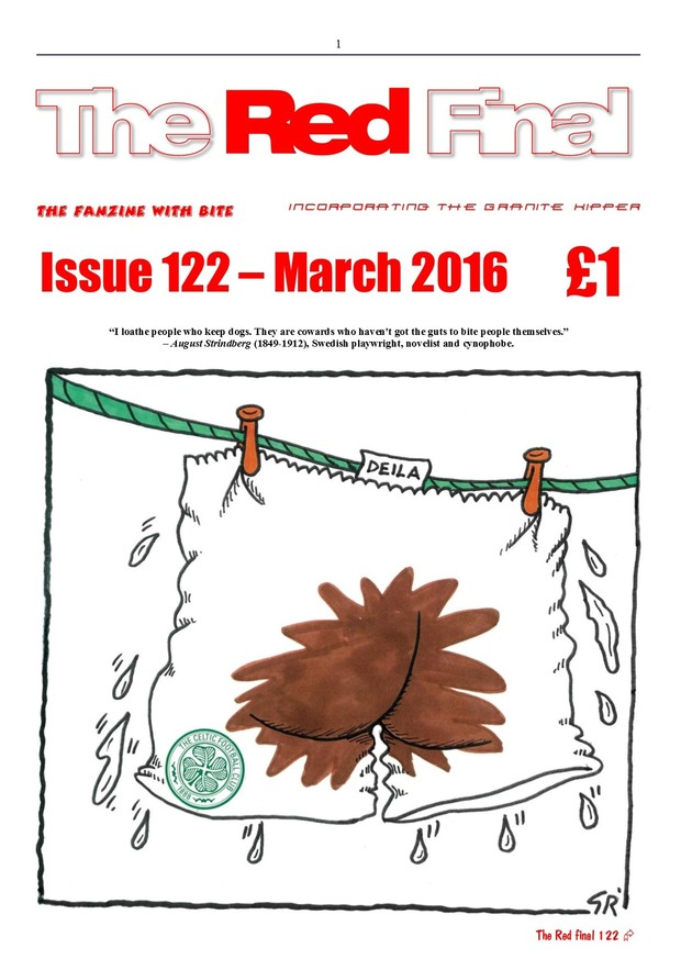 The Red Final, Issue 122