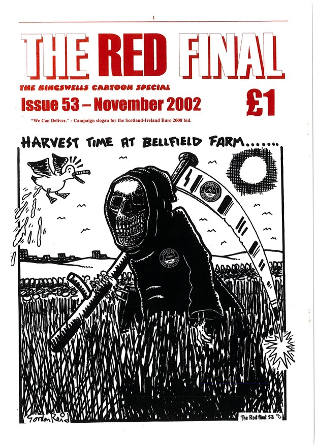 The Red Final, Issue 53