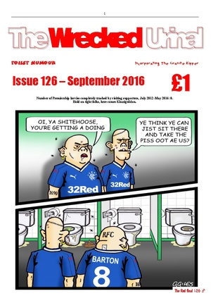 The Red Final, Issue 126