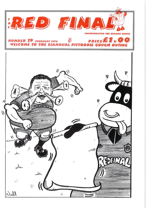 The Red Final, Issue 19