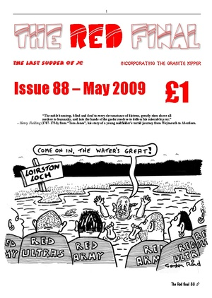 The Red Final, Issue 88