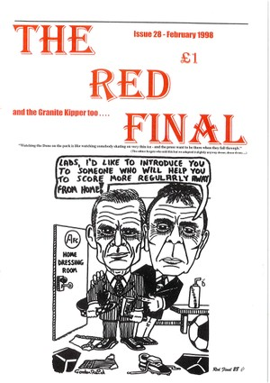 The Red Final, Issue 28