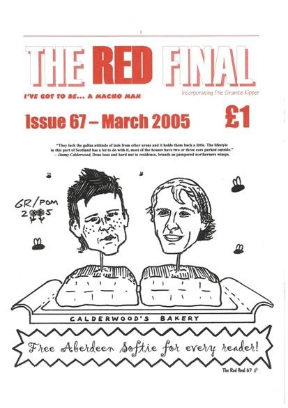 The Red Final, Issue 67