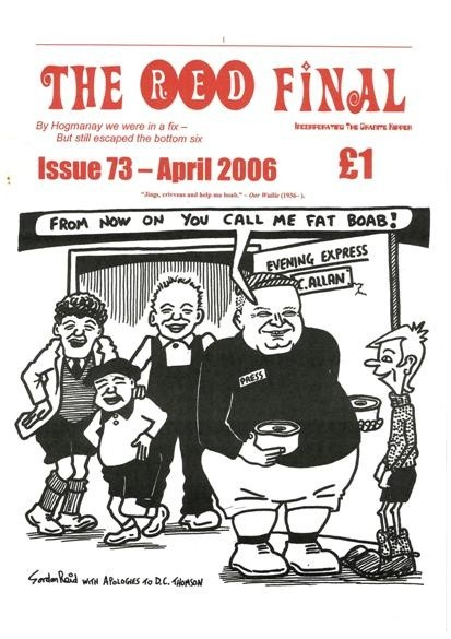 The Red Final, Issue 73