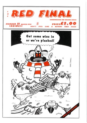 The Red Final, Issue 11