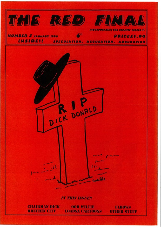 The Red Final, Issue 3