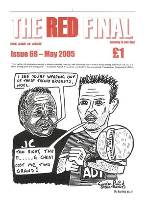 The Red Final, Issue 68