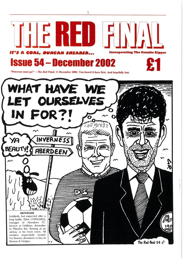 The Red Final, Issue 54