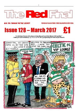 The Red Final, Issue 128