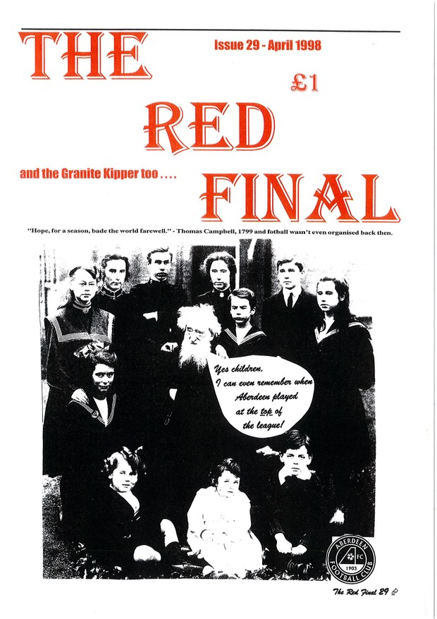 The Red Final, Issue 71