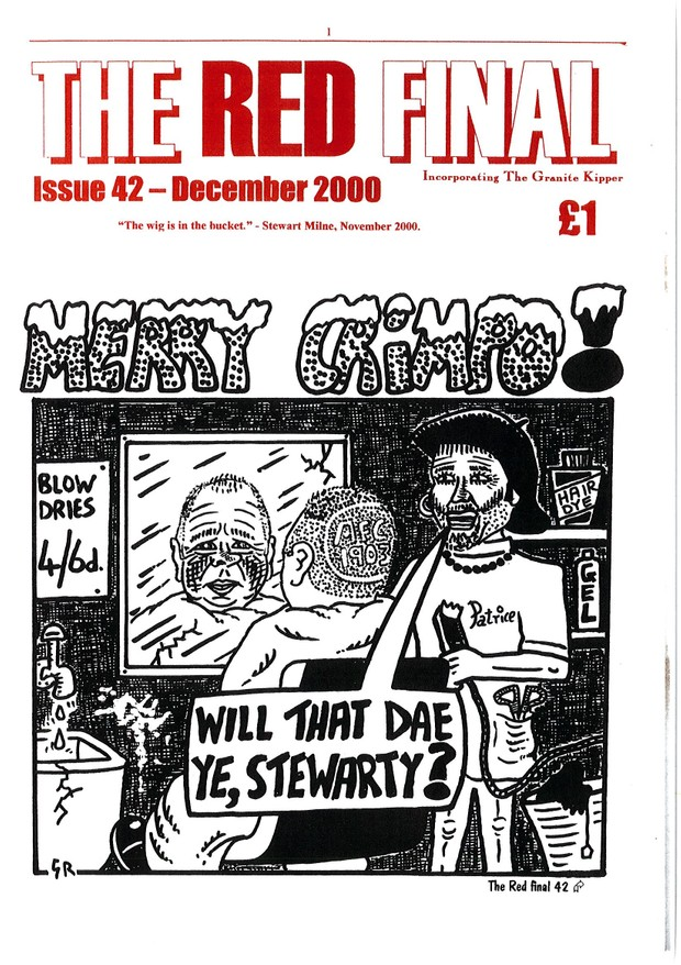 The Red Final, Issue 42