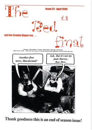 The Red Final, Issue 32