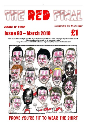 The Red Final, Issue 93