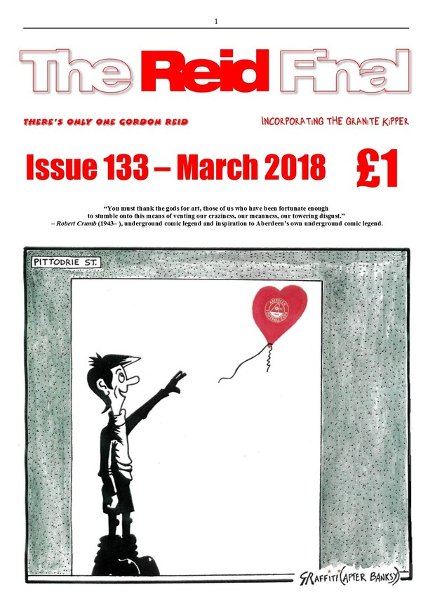 The Red Final, Issue 133