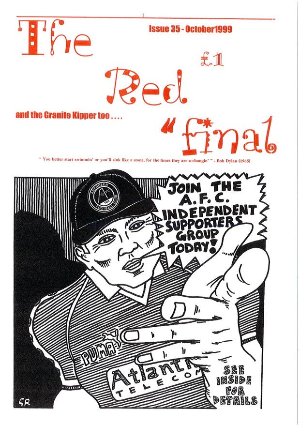 The Red Final, Issue 55