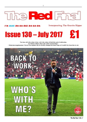 The Red Final, Issue 130