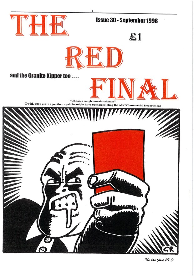 The Red Final, Issue 30