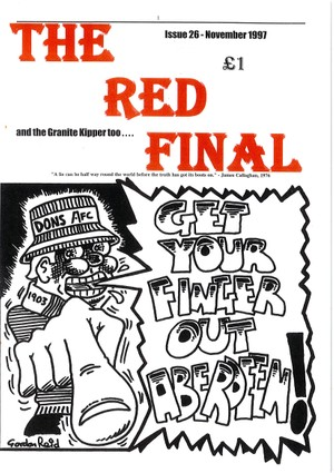 The Red Final, Issue 26