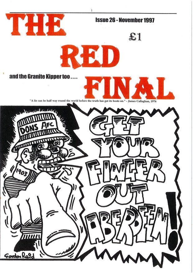 The Red Final, Issue 47