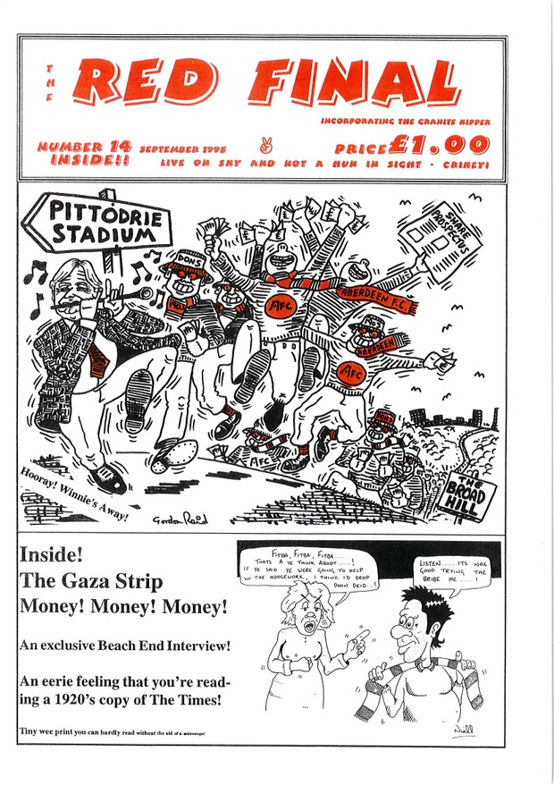 The Red Final, Issue 14