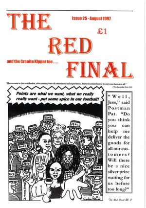 The Red Final, Issue 25