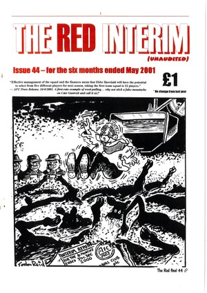 The Red Final, Issue 44
